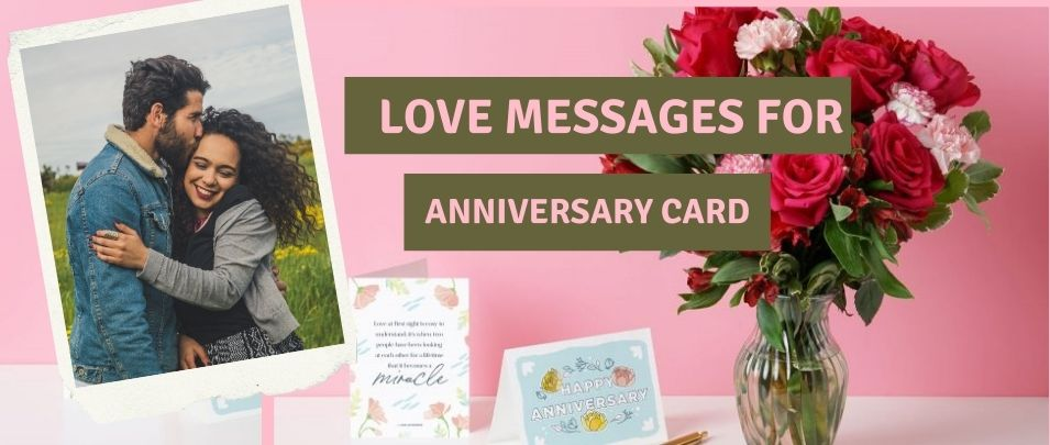 Heart-melting Messages to Write in Your Anniversary Card
