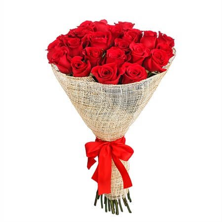 Lover Red Roses Bouquet