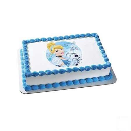 Cute Cinderella Cake