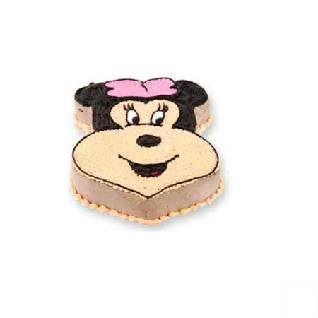 Mini Mouse Kids Cake