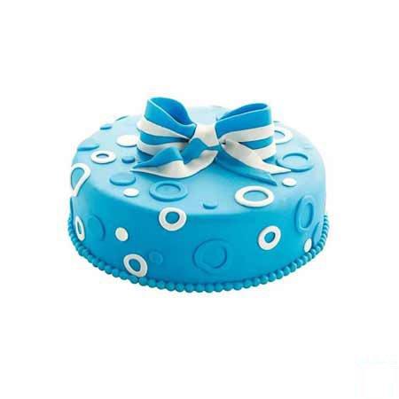 Lady Fountain Cake