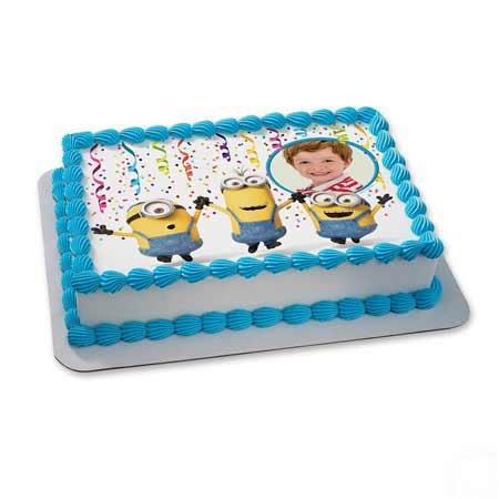 Minions Kids Cake