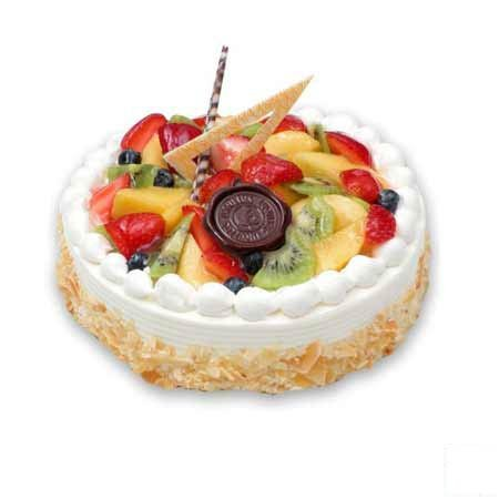 Mix Fruit Butter Scotch Cake