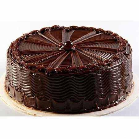 Exotic Choco Truffle Cake