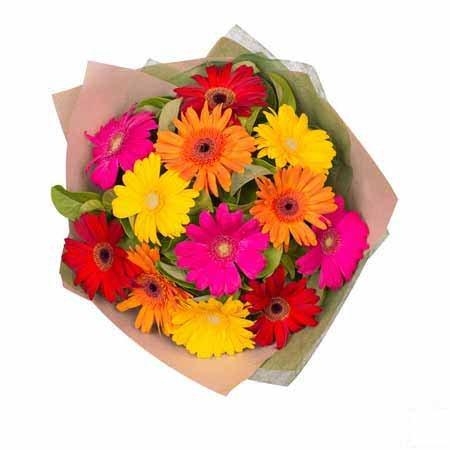 Classic Gerbera Bouquet
