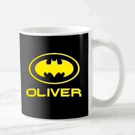 Custom Batman Mug