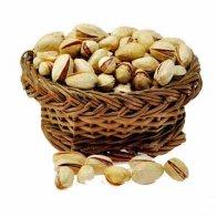 Pistachio Basket