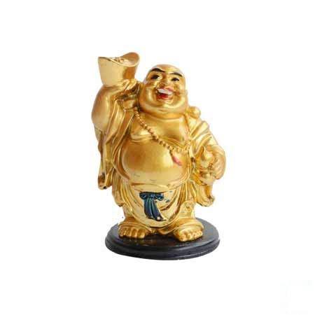 Laughing Buddha Idol