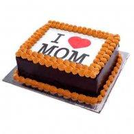 I Love Mom Cake