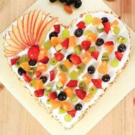 Fruit & Scotch Hearts