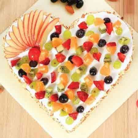 Fruit & Scotch Hearts