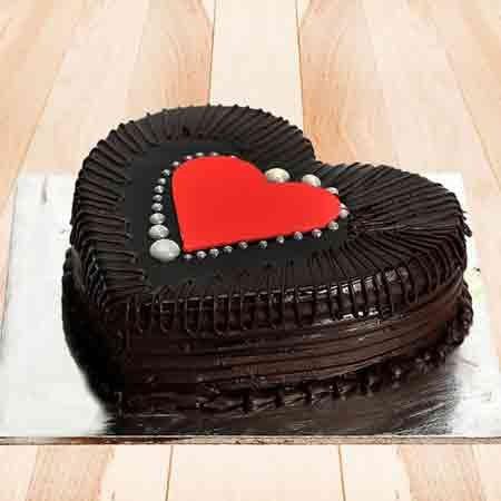Dil 2 Dil Choco Cake