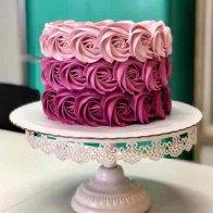 Rose Designer Cake
