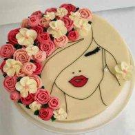 Pretty U Designer Cake