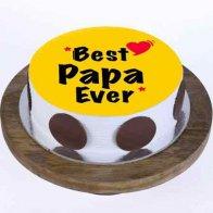 Best Papa Cake
