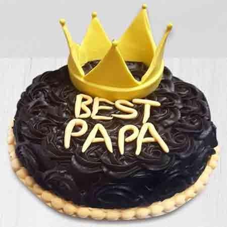 Best Papa Chocolate Cake