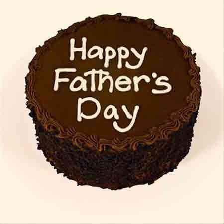 Happy Fathers Day Classic Chocolate