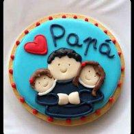 We Love Papa Cake