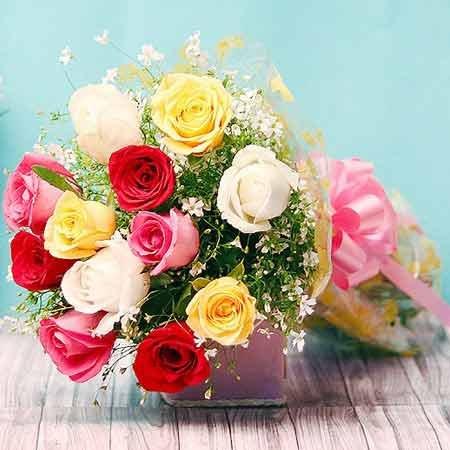 Mixed Beauty Roses