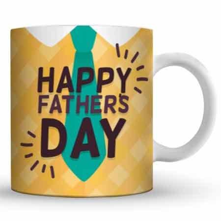 Printed Fathers Day Mug