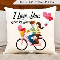 Cushion in Cycle