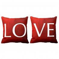 LOVE 2 Cushions