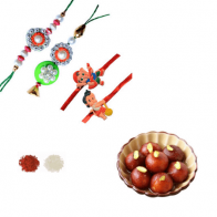Family Rakhi Gift Hamper