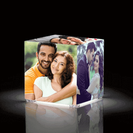 Personalised CubeLight