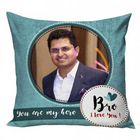 Personalised Pic Cushion