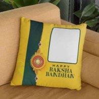 Rakhi Photo Cushion