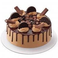 KitKat Oreo Cake