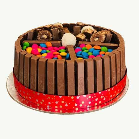 Designer KitKat Cake