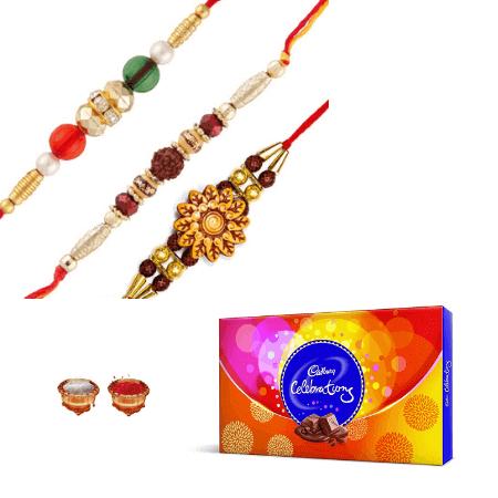 Rakhi Celebrations Gift Set