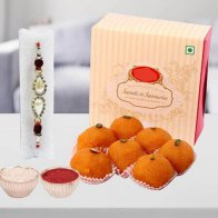 Rakhi Laddoo Love