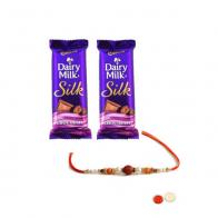 Rudra Rakhi Chocolate Gift