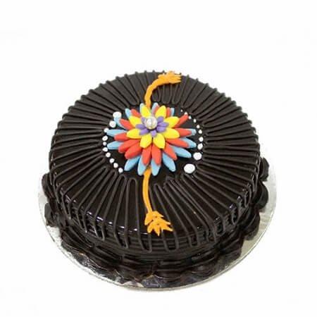 Rakhi Designer Cake Combo