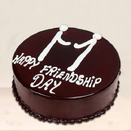 Friends Chocolate Cake