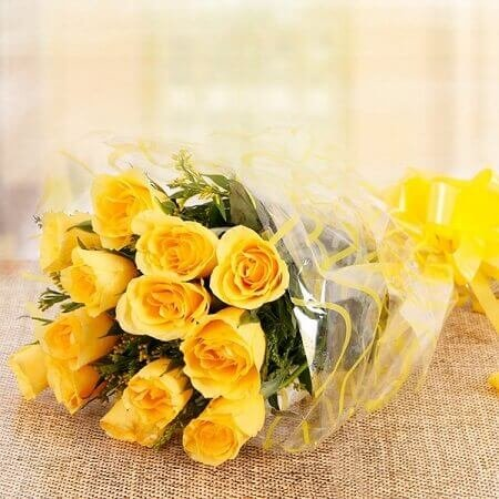Yellow for Relations