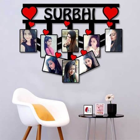 Frame with Name