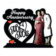 Mr. & Mrs Anniversary Frame