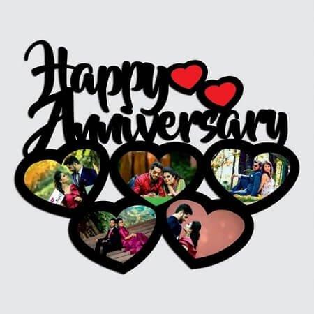 Anniversary Photo Frame