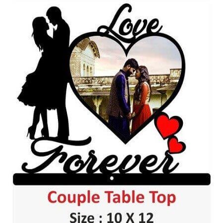 Love Forever Photo Frame
