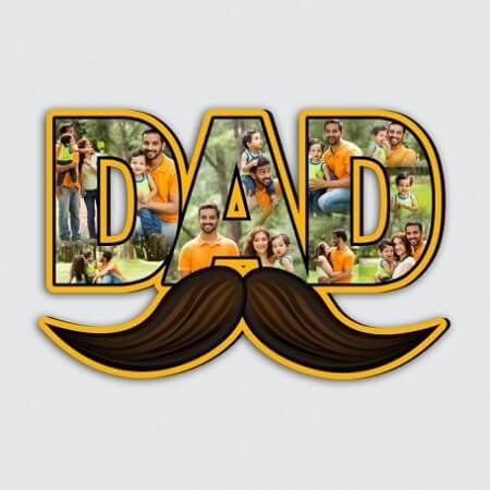 The Dad Frame
