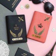 Couple Passport Covers