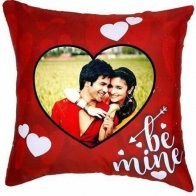 Be Mine Photo Cushion