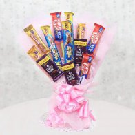 All Chocolates Bouquet