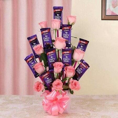 Pink Chocolate Love