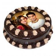 Photo Choco Truffle Cake