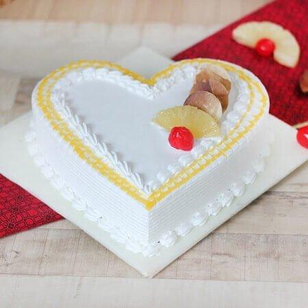 Vanilla Pineapple Cake