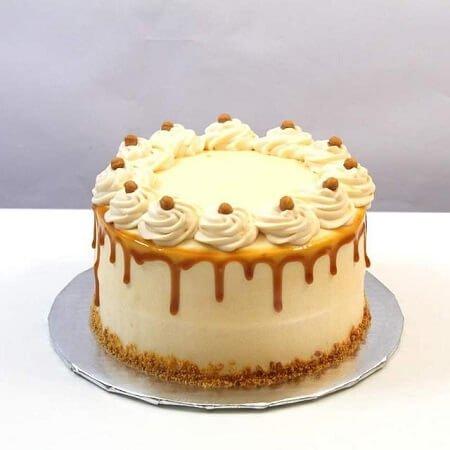 Butterscotch Creamy Cake